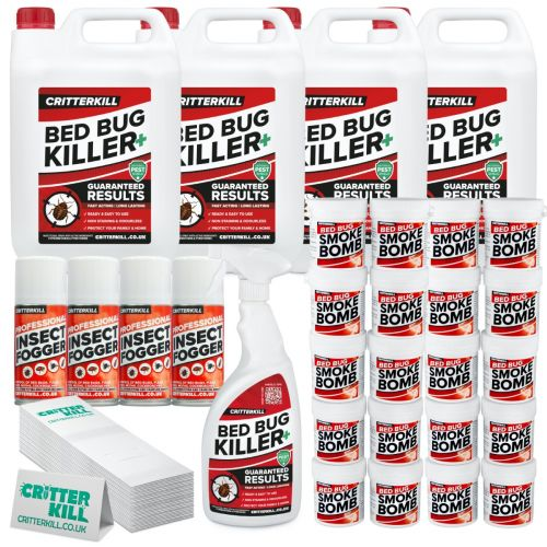 Complete Bed Bug Killer Treatment Kit | Commercial