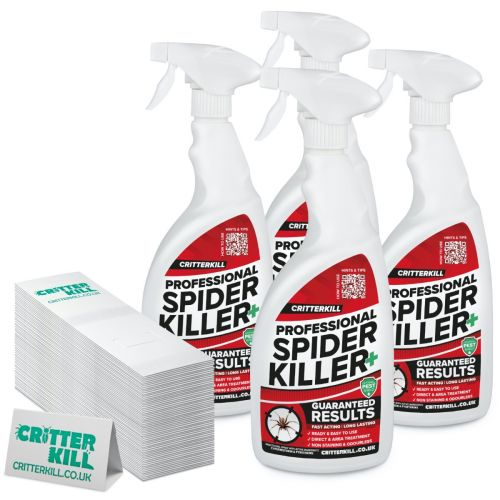 SPIDER BLITZ KIT - Spider Killer Kit