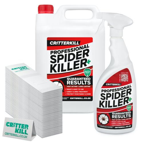 SPIDER WAR PACKAGE KIT - Spider Killer Kit